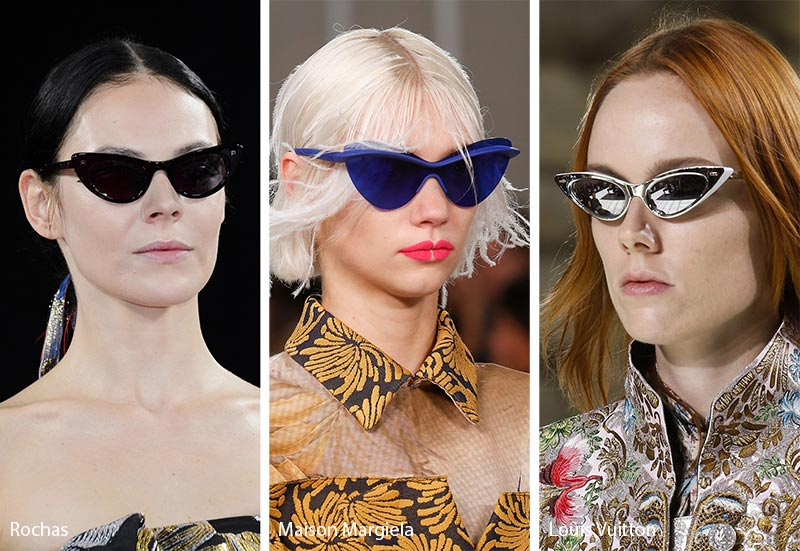 0f1dea813b Some designers created cat eye frames that were a little more angled and  sharp