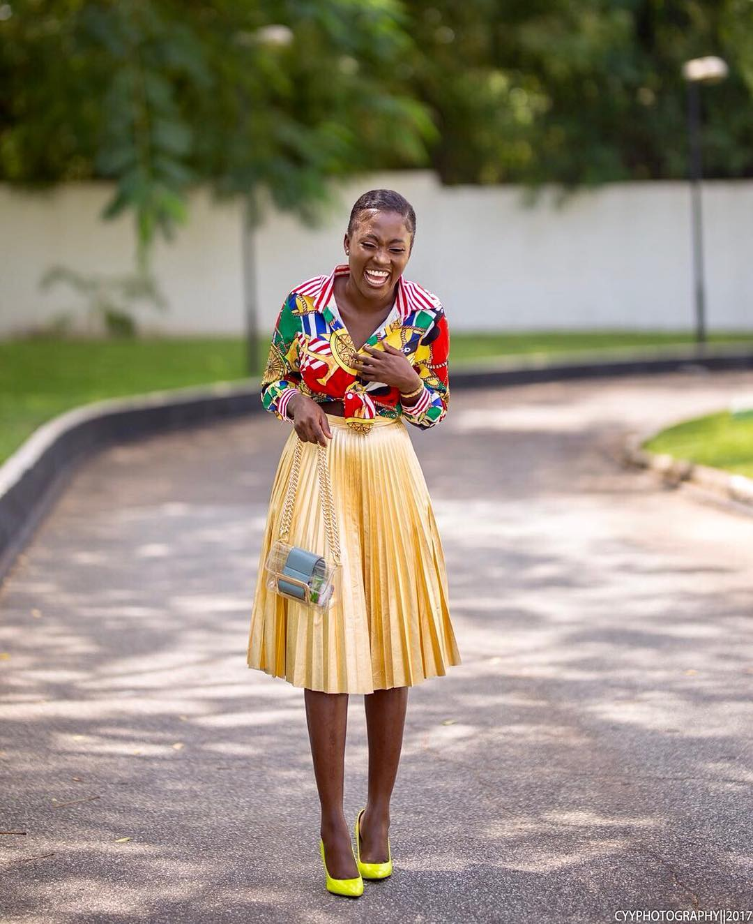 Fella Makafui Shows Off Her Mother