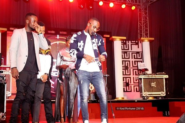 DJ Virusky And Others Win At Ghana DJ Awards 2018