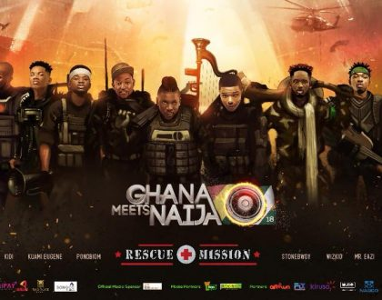 'Ghana Meets Naija' Pre-Party Scheduled For June 8 At SOHO