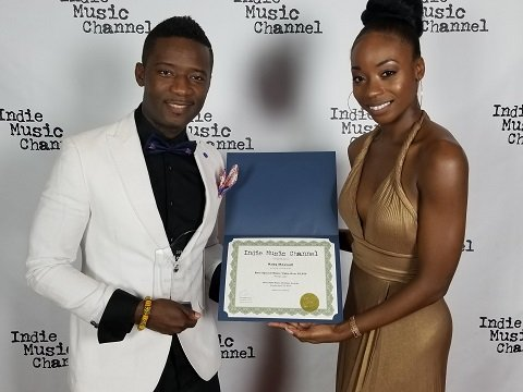 Koby Maxwell's 'African Lady' Music Video Wins Indie Music Award In Hollywood