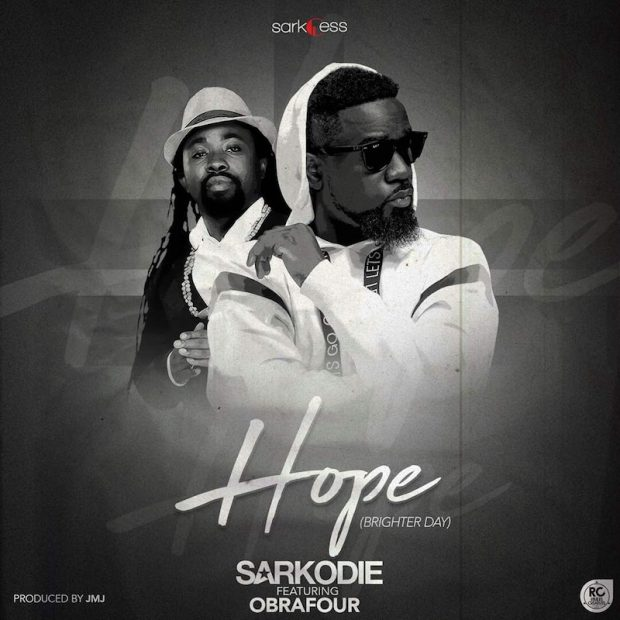 "Audio: Sarkodie Releases His Much Anticipated Banger, ""HOPE"" (Brighter Day) Feat Obrafour"