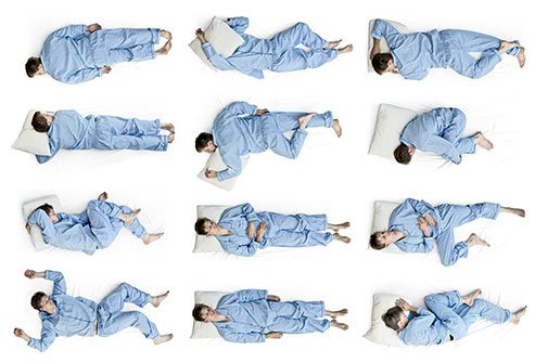 Know Your Sleeping Positions, Its Advantages And Disadvantages On Your Health