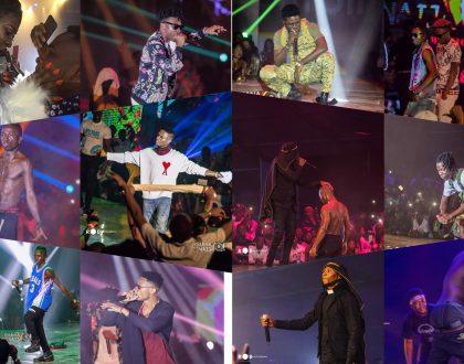 Highlights And Performances From 2018 Ghana Meets Naija