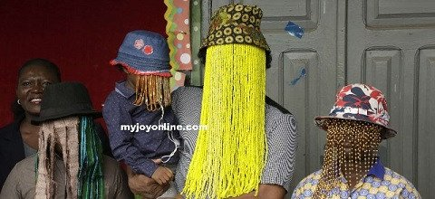 Anas Aremeyaw Pays A Surprise Visit To Young Anas(PHOTOS)
