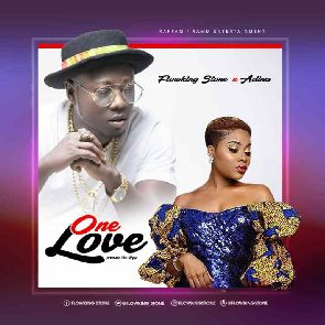 AUDIO: Flowking Stone Drops 'One Love' Featuring Adina
