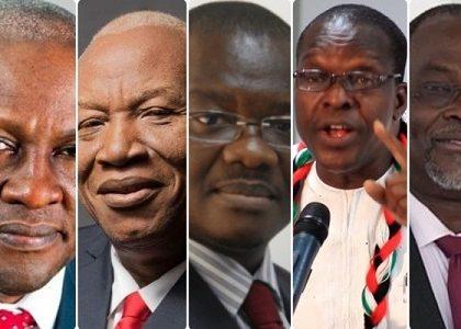 2020 Polls: NDC To Elect Flagbearer Come November 2018