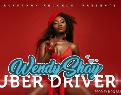 VIDEO: RuffTown Records' Wendy Shay Drops First Single 'Uber Driver'