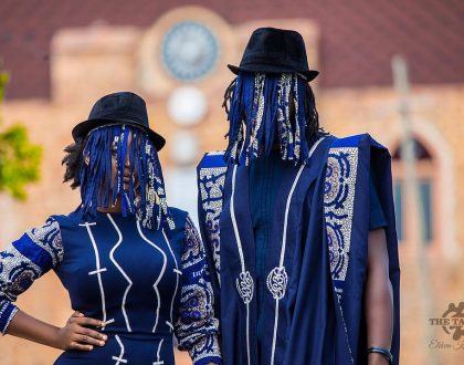 Elikem Kumordzi The Tailor Debuts Anas Inspired 'Agbada' Clothes Collections(PHOTOS)