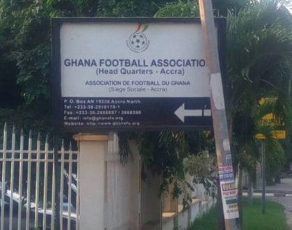 Ghana Police Declares Entire GFA Premises A 'Crime Scene'