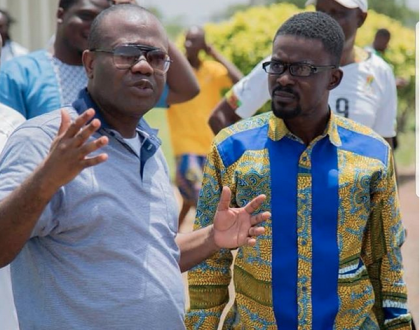 It Is Wrong To Rely On Anas' #Number12 – Nana Appiah Mensah