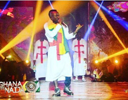 VIDEO: Watch Patapaa's Spectacular Performance At The 2018 Ghana Meets Naija