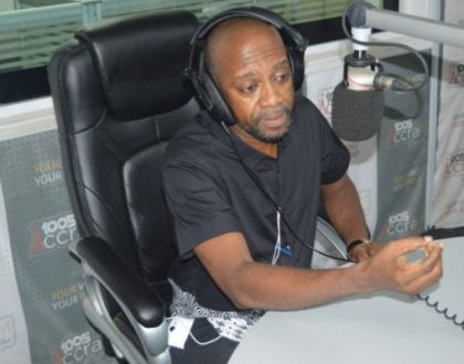 Old Musicians Not Stopping Younger Ones; The Door Is Open – Rex Omar
