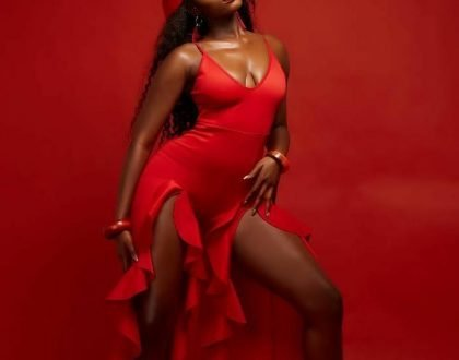 Wendy Shay Releases Steamy Photos