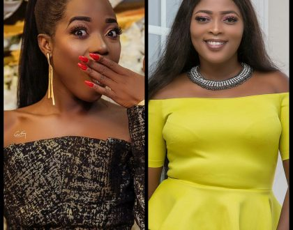 When Your Mates Are On Stage Performing You Are Busy Fighting For Seat - Actress Fires Efya