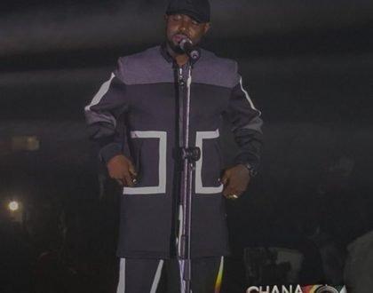 """Thank You For A Chance Given To Me To Perform At Ghana Meets Naija"" — Yaa Pono To Bola Ray"