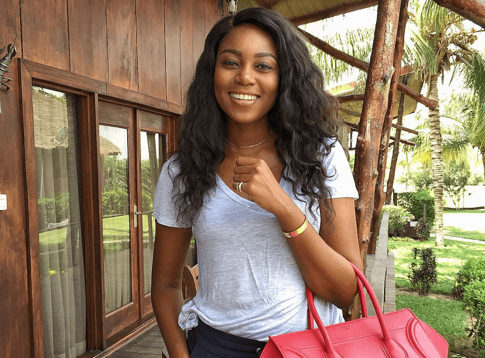 Yvonne Nelson Posts Old Videos Of Herself And John Dumelo And Majid Michel