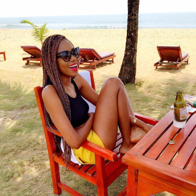 I Want To Meet The President But Some People Are Preventing Me - Yvonne Nelson