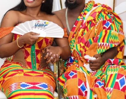 I Never Knew Sarkodie Was Going To Marry Me In 2018 — Tracy Admits