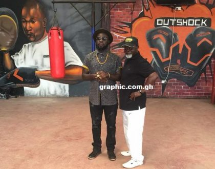 Listen: Azumah Nelson Flow By M.anifest(VIDEO)