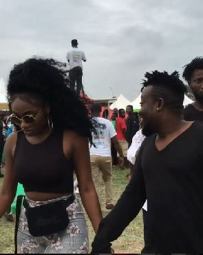 I Run To Bullet When I Am Criticized - Wendy Shay