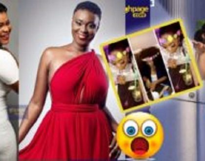 Moesha Boduong, Zynell Zuh,Other Female Celebrities Exhibit Their 'BlowJob' Skills(VIDEO)
