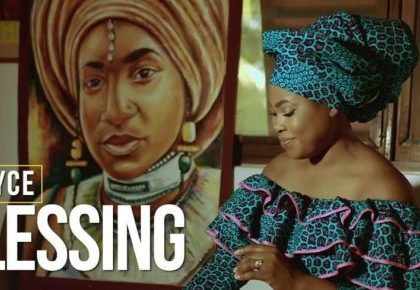 Joyce Blessing's Releases Visuals For 'La Mia Praise'(VIDEO)