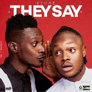 Keche Drops New Single, 'They Say'(VIDEO)