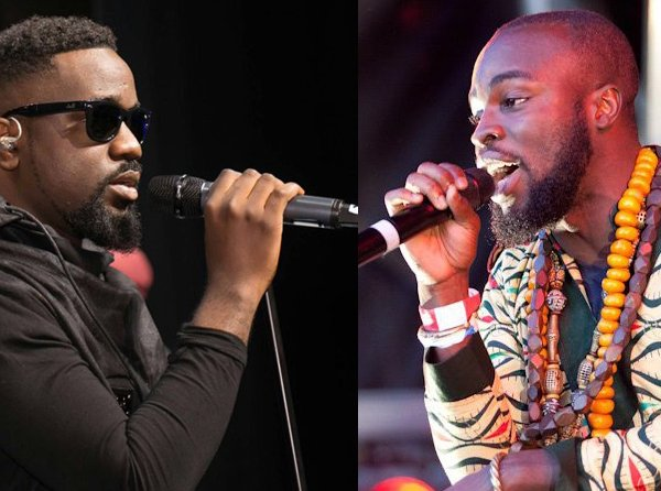 Sarkodie invites M.anifest for collaboration