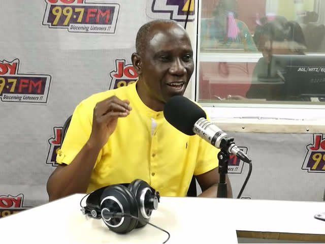 My Wife And I Are Still Trying Out For Babies – Uncle Ebo Whyte