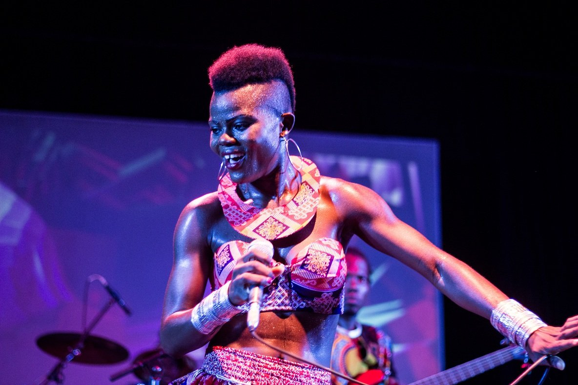 Wiyaala Goes Back To Her Roots For Djimba World Festival 2018