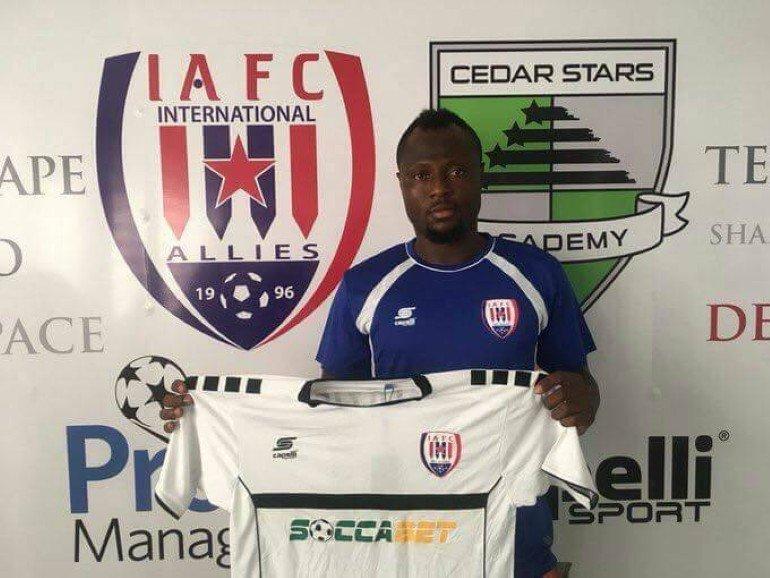 Ghanaian Footballer Dies In Car Crash