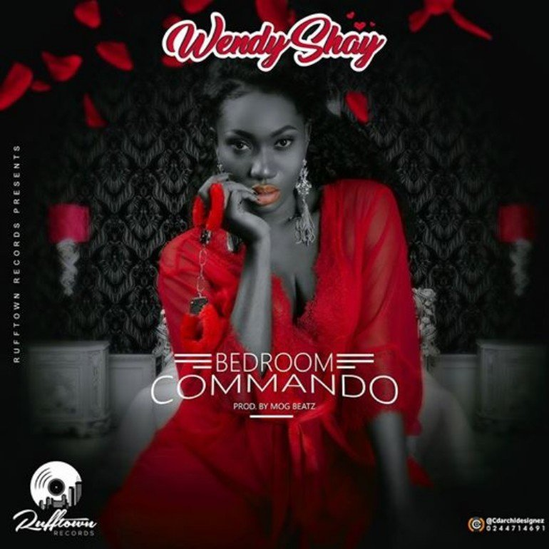 WATCH:Wendy Shay Drops 'Erotic' Video For Her Second Single 'Bedroom Commando'