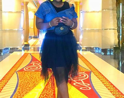 Jackie Appiah Dazzles In New Vacation Photos