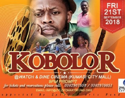 Movie 'Kobolor' Premieres On September 21