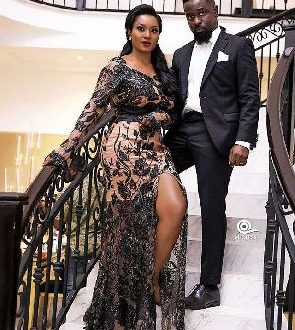 Becca's Wedding: Sarkodie And Tracey Were The Best Dressed Couple(PHOTO)
