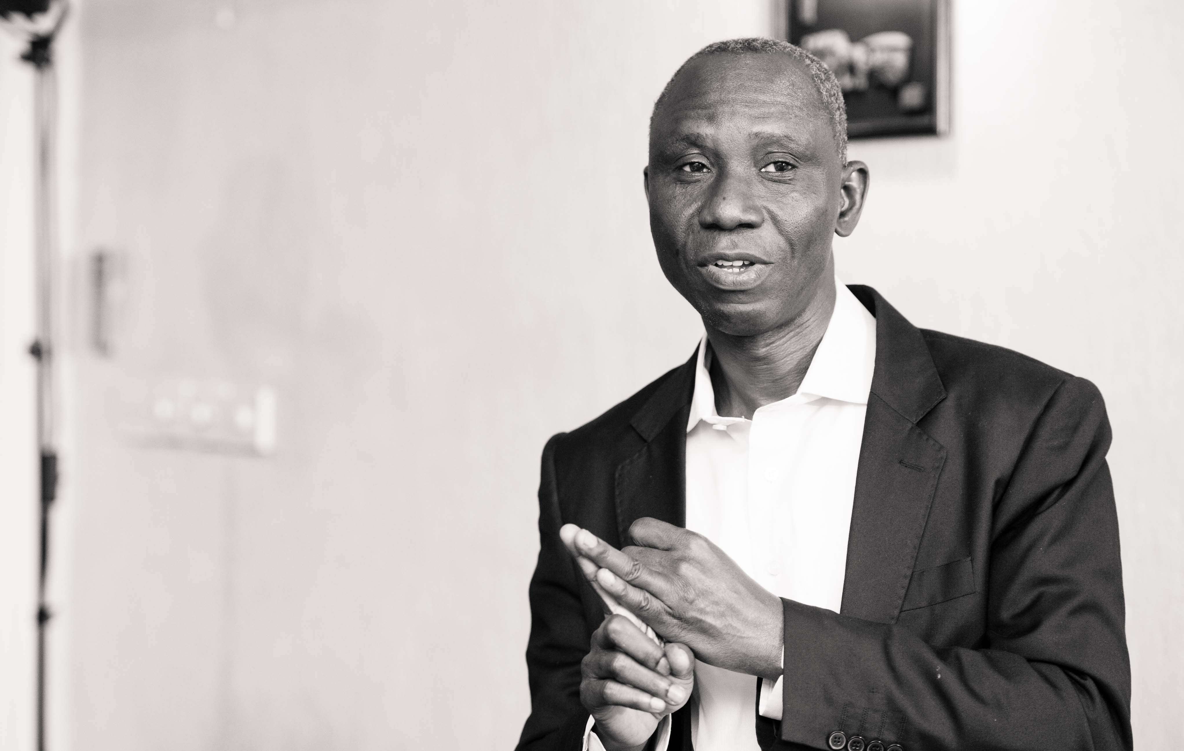 Don't Marry Without Seeing A Counselor - Ebo Whyte