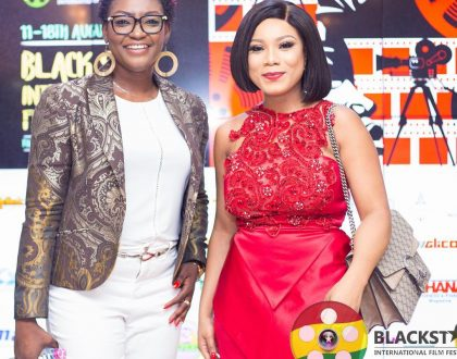 Black Stars International Film Festival (BSIFF) Opens In Accra(PHOTOS)