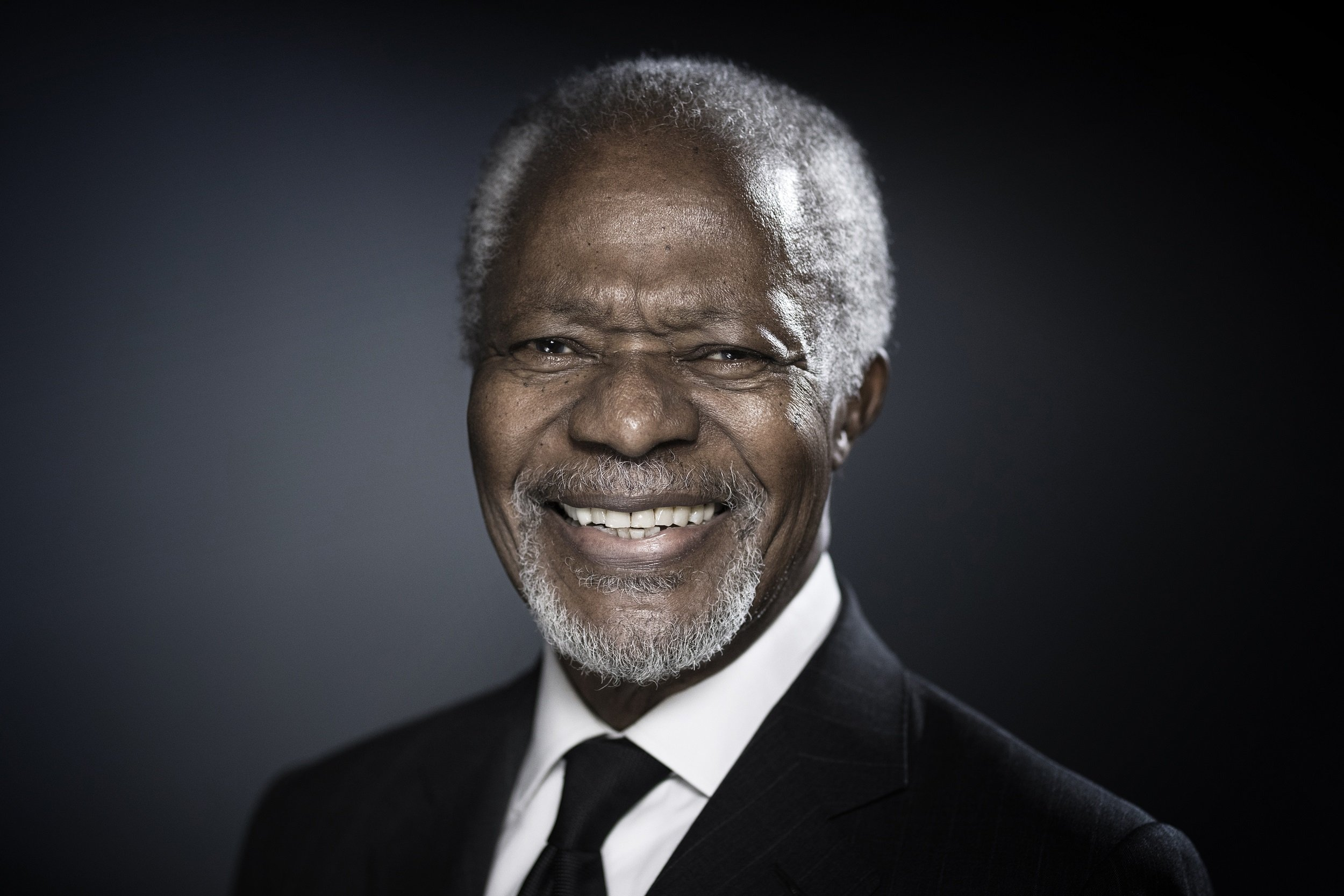 Legalize Marijuana In Honor Of Kofi Annan