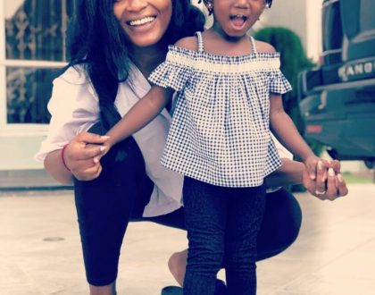 Tracy Sarckess Shares Cute Photos Of Herself and Daughter, Titi