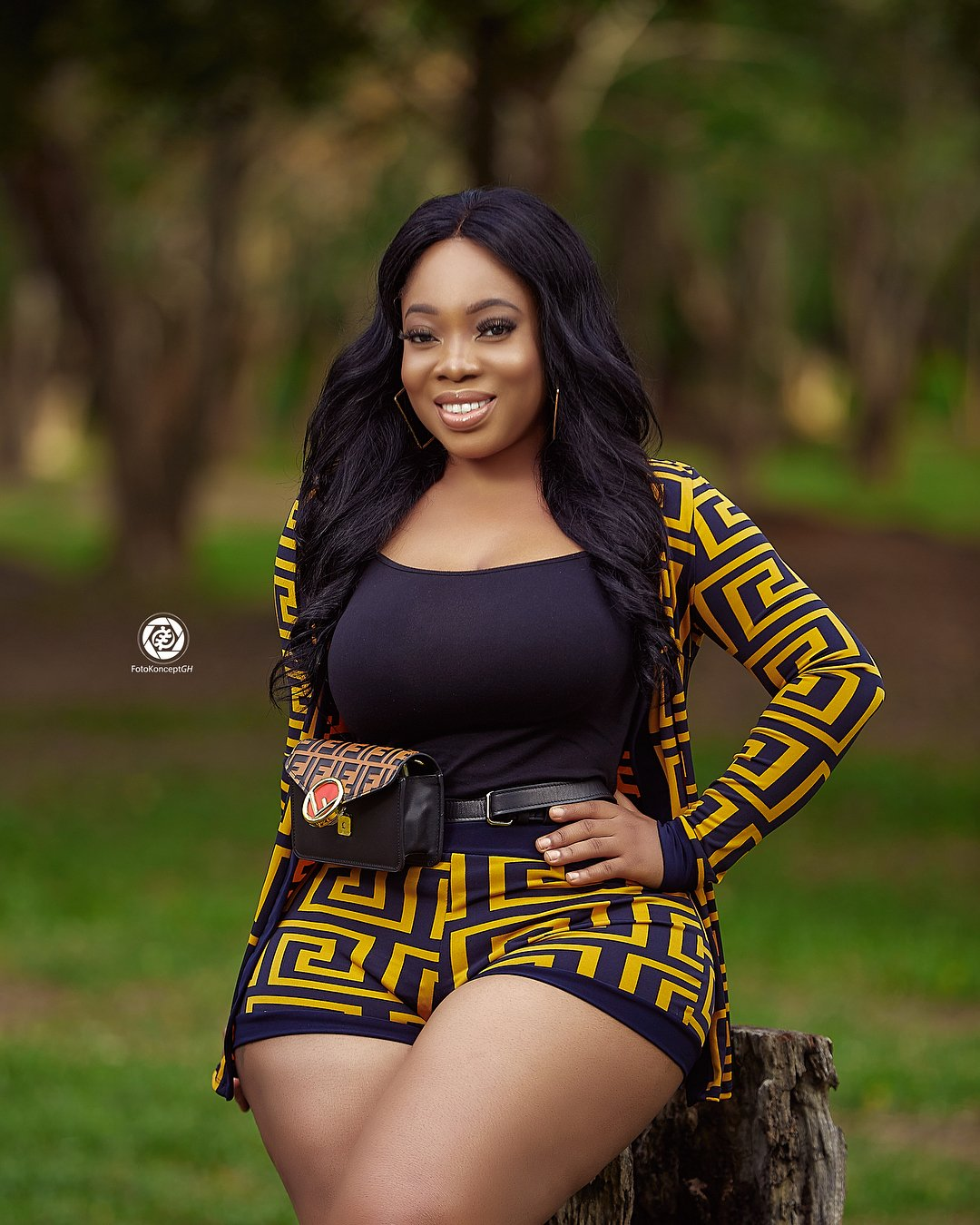 I Met My New Boyfriend On Snapchat – Moesha Boduong
