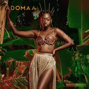 Adomaa Officially Out-doors Double EP Album; Adomaa Vs Adomaa