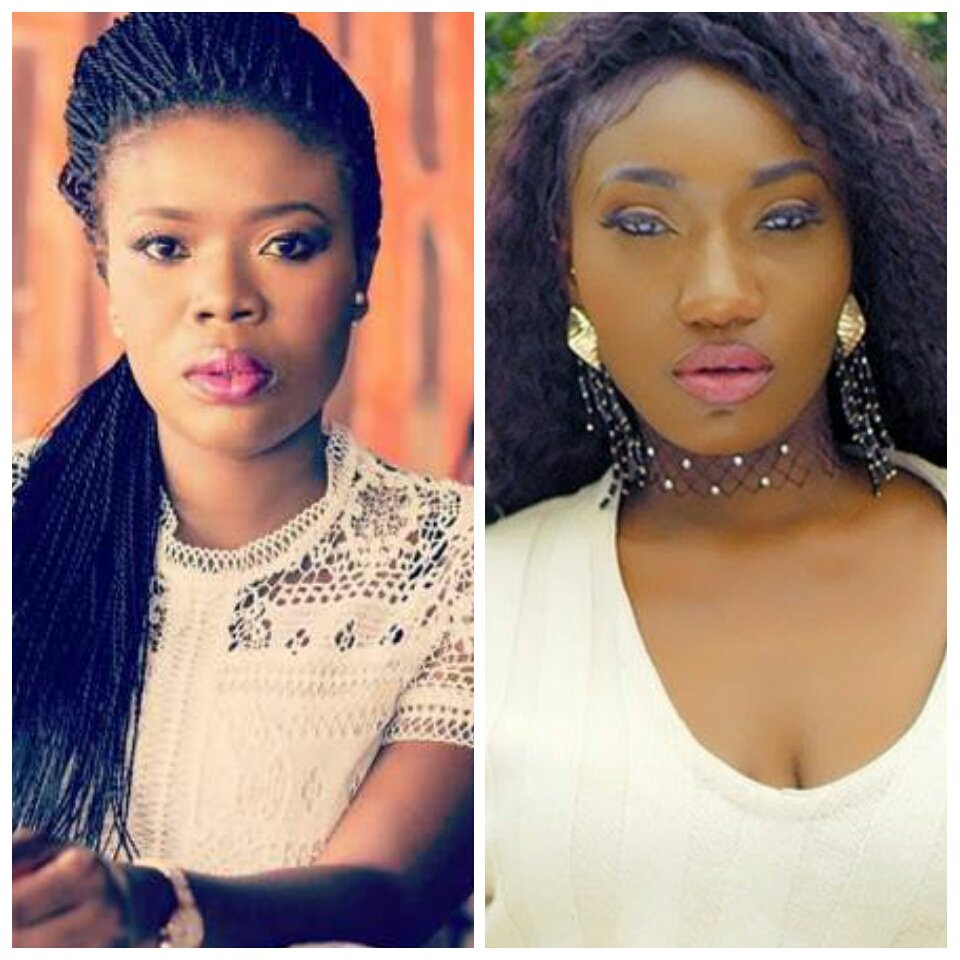 Keep Your Focus On Your Talent - Delay Advises Wendy Shay