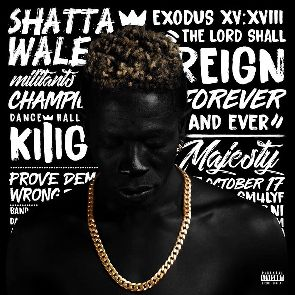 The Reign Album: Shatta Wale Unveils Artwork & Tracklist With Mini Concert(VIDEO)