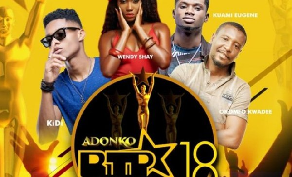 Wendy Shay, KiDi, Others To Illuminate 2018 RTP Awards Night
