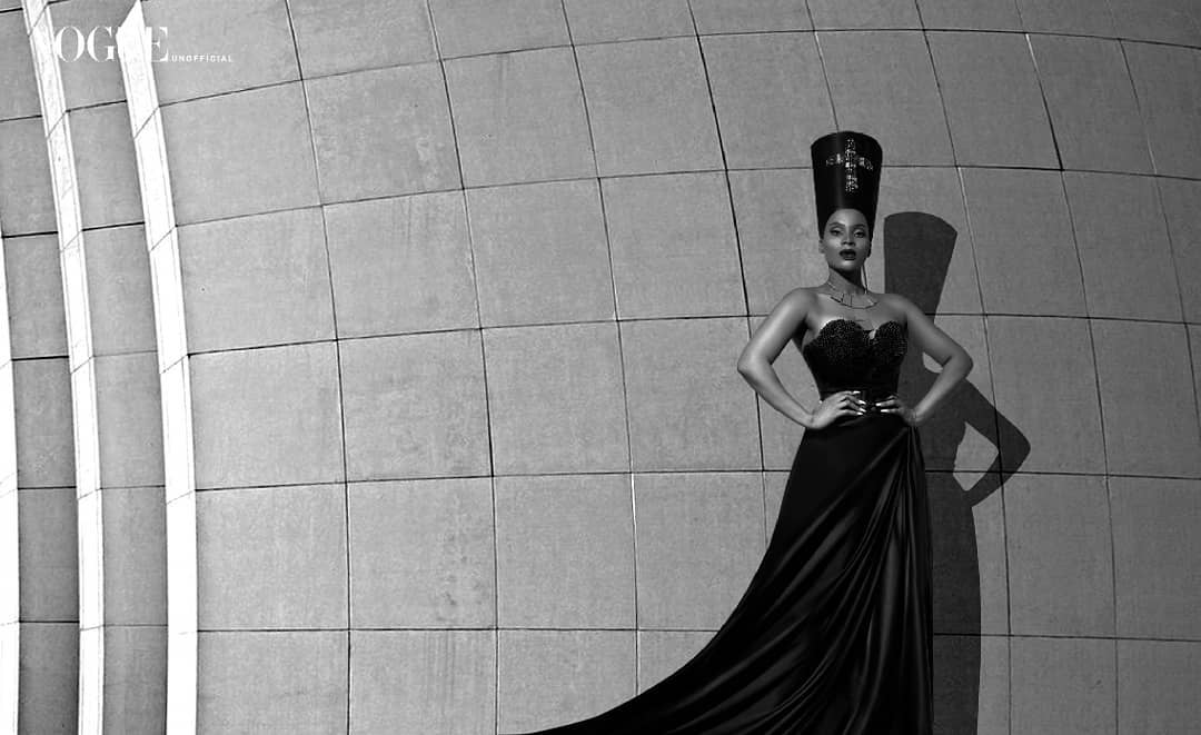 Benedicta Gafah Celebrates Her Birthday With Photoshoot With Vogue Unofficial