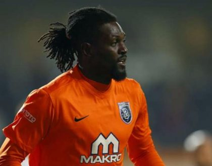 Emmanuel Adebayor Says He Will Die For Funny Face