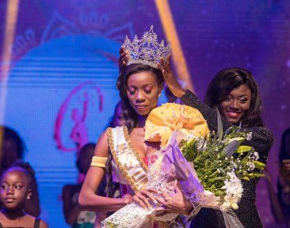 Akpene Diata Hoggar Is Miss Universe Ghana 2018