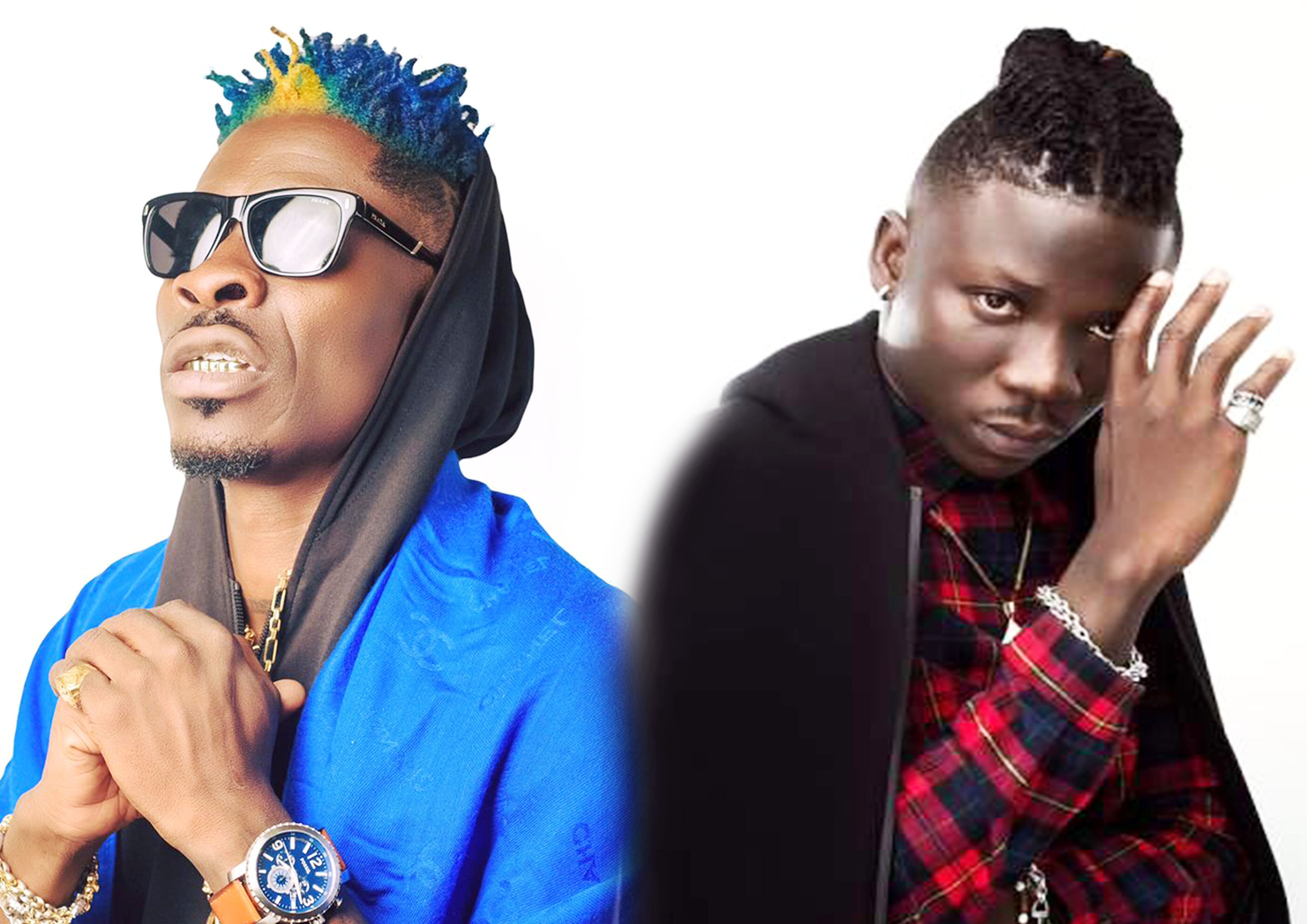 Shatta Wale Comments On Stonebwoy's #FillTheDome Concert