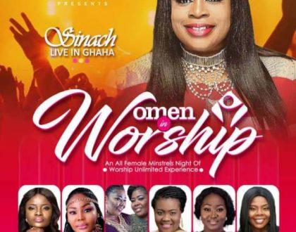 Sinach Headlines 'Women In Worship' Concert